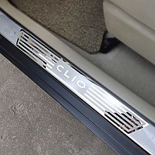 N/A 4Pcs Outer Door Sills, For Renault CLIO IV