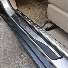 N/A 4Pcs Stainless Steel Door Sill Scuff Plate,