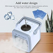 N_A Air Cooler Portable with Humidifier, Desktop