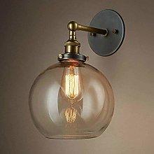N / A American Bedroom Bedside Lamp Wall Lamp