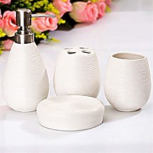 N\A Bathroom Accessories Set, Four sets of