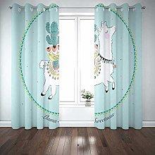 N / A Bay Window Curtains, Door Window Curtain