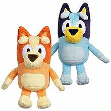 N\A Bluey Dog Toy Plush Bandit Chili Heeler Jumbo