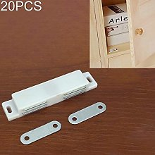 N / A Cabinet Partition Fixing Clip Plastic Strong