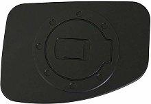 N/A Car Fuel Filler Door Cover Gas Tank Cap, for