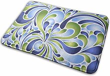 N\A Carpet Floor Mat Bathroom Carpet Doorway