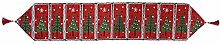 N\A Christmas Table Runner Decorative Xmas Theme