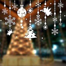N+A Christmas Wall Sticker Angel Pendant