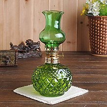 N / A Classical Oil Lamp Vintage Kerosene Lamp