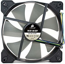 N / A Cooler Fan NR140P For Corsair 14025 DC12V