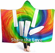N \ A Couch Sofa Blanket,Wearable Wrap Blanket,For