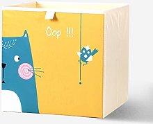 N / A Creative Animal Storage Box Cartoon
