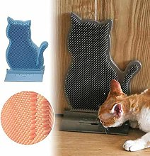 N / A Fixed Door Seam Cat Scrubbing Device