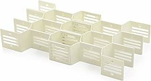 N\A Foldable Drawer Dividers,Storage Boxes