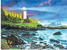 N\A For Kid Adult Toy Gift Puzzle - Seaside