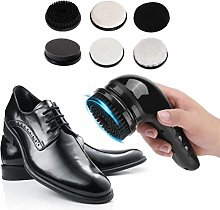 N \ A Handheld Electric Shoe Polishere, USB
