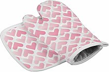 N/A Insulation gloves Pink Love Professional