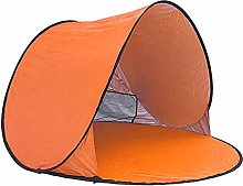 N\A Large Beach Tent, UPF 50+ Sun Protection