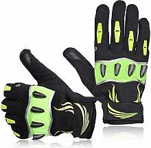 N \ A LED Flashlight Full Finge Gloves, Men Tool