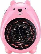 N / A Maxpex Cartoon Mini Space Heater Fan