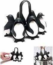 N\ A Penguin Boiled Egg Cooker Multi Functional