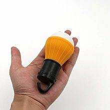 N/ A Portable Outdoor Hanging Tent Camping Lamp