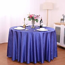 N / A Round & Square Tablecloths,Soft Polyester