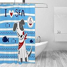 N / A Shower Curtain for Bathroom Home Hotel