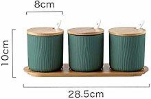 N\A Storage Canisters Kitchen Storage Bottle Set