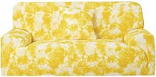 N/A Stretch Fit Sofa Couch Cover Slipcovers for 2