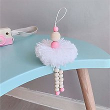 N\A Style Ballet Dancer Hanging Decoration Nursery