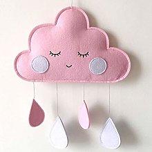 N\A Style Cloud Raindrop Pendant Children Tent