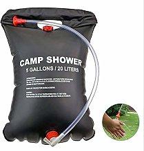 N\A Summer Solar Shower, Portable Solar Shower