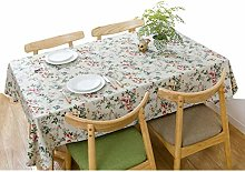 N / A Tablecloth For Kitchen Christmas, Decorative