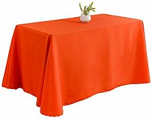 N / A Tablecloth For Party Dinner, Decorative