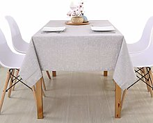 N / A Tablecloth For Wedding Banquet, Washable