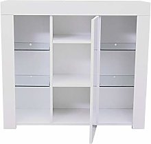 N/A/ Two Side Three-tier Bedside Cabinet Night