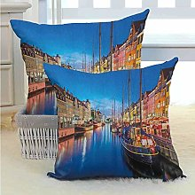 N\A Urban Decorative Cushion Covers Entertainment