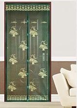 N / A Velcro curtain summer anti-mosquito