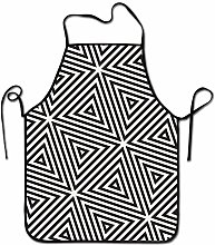 N\A Vintage Apron,Animal Chow Dogs Unisex Kitchen