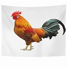 N\A Wall Hanging Tapestries Beautiful Rooster