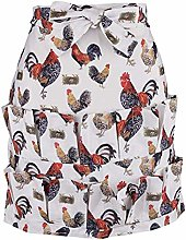 #N/A Womens Mens Eggs Collecting Apron Eggs Egg