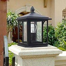 N\A ZGGYA Modern Traditional Square Column Lights