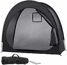N\A ZT Bike Tent Portable Pop Up Bicycle Storage