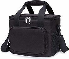 N\A ZT Insulated Cooler Bag Lunch Box, Reusable