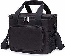 N\A ZT Insulated Cooler Bag Lunch Box, Reusable