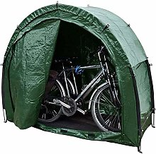 N\A ZT Outdoor Storage Shed Portable Foldable Bike