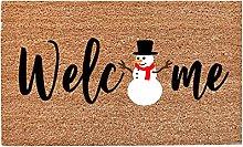 N/AB Christmas Doormat Christmas Home Non-Slip