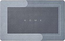 N/AB Super Absorbent Floor Mat, Non-Slip Soft