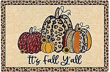 N/AB Thanksgiving Doormat Decoration Front Door